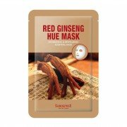 Маска с красным женьшенем Shangpree Red Ginseng Hue Mask (20мл*10шт)